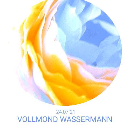 Vollmond Wassermann 24.07.2021